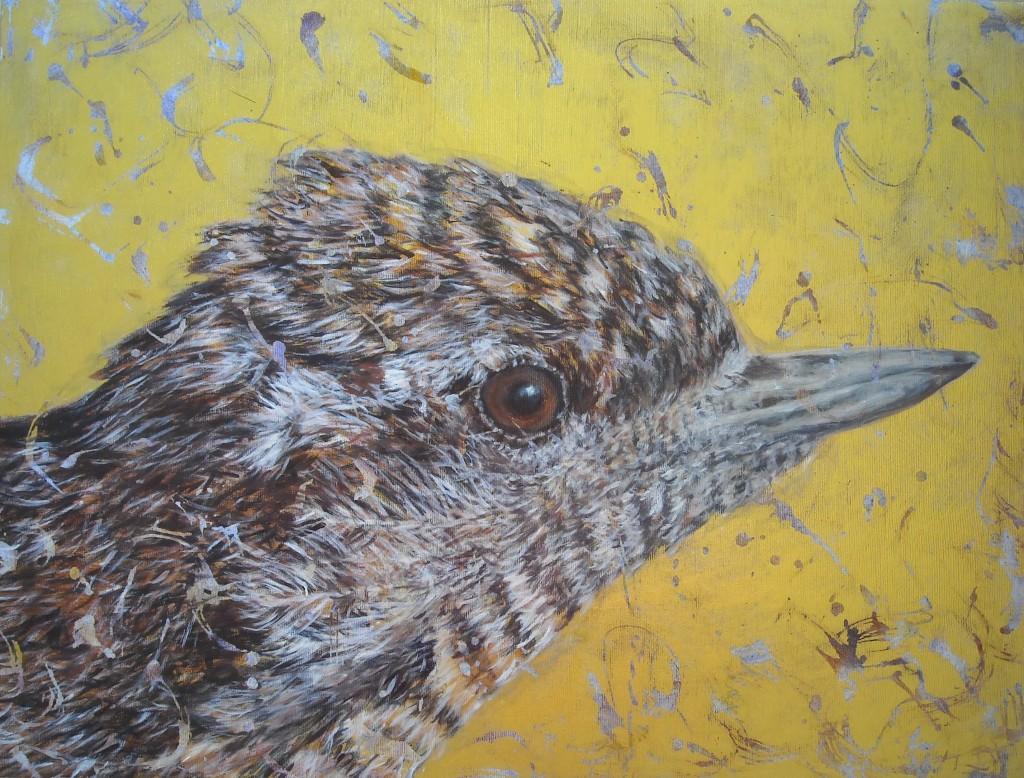Peinture acrylique Torcol fourmilier