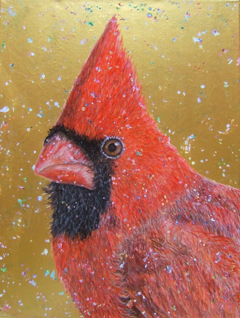 O15 181c cardinal rouge