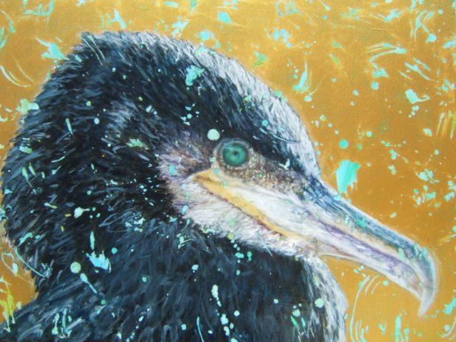 Grand cormoran n°1