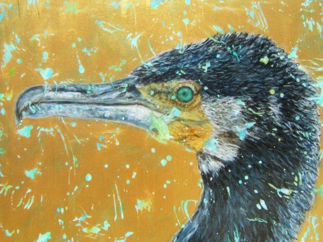 Grand cormoran n°2
